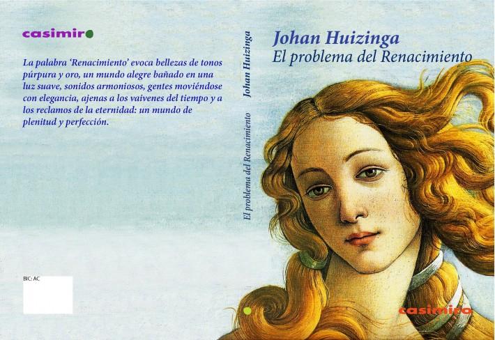 Huizinga Renacimiento