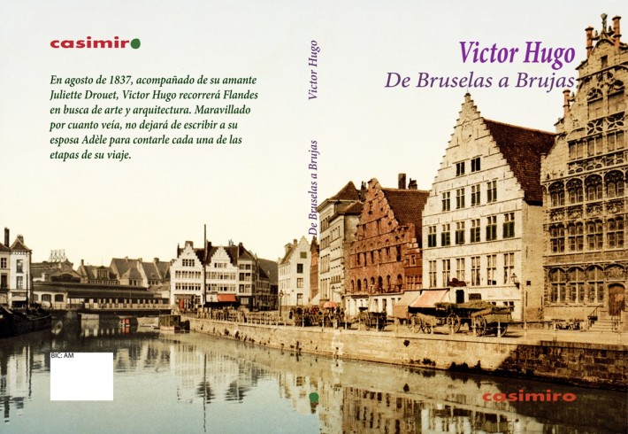 Victor Hugo De Bruselas a Brujas