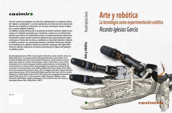 Iglesias Arte y robótica