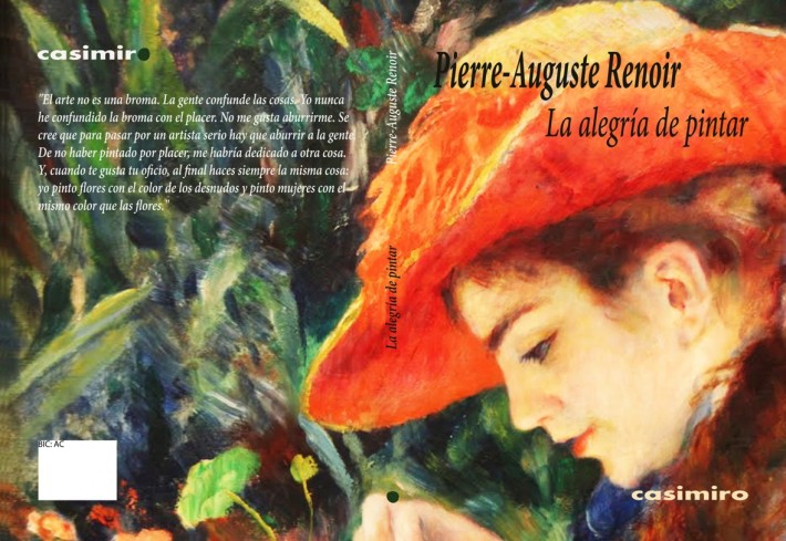 Renoir Alegría de pintar