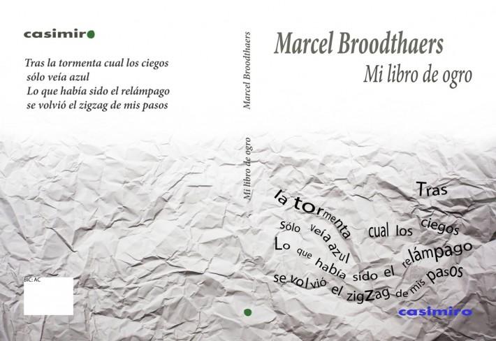 Broodthaers Libro ogro