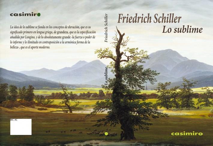 Schiller lo sublime