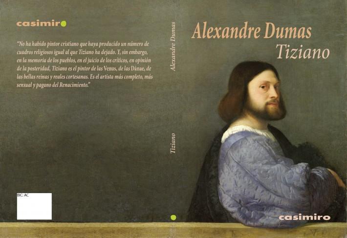 Dumas Tiziano Cubierta
