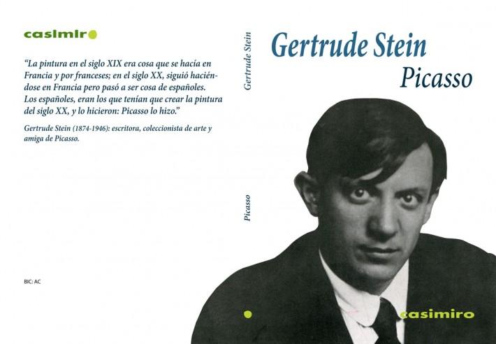 Stein Picasso.Cubierta ai