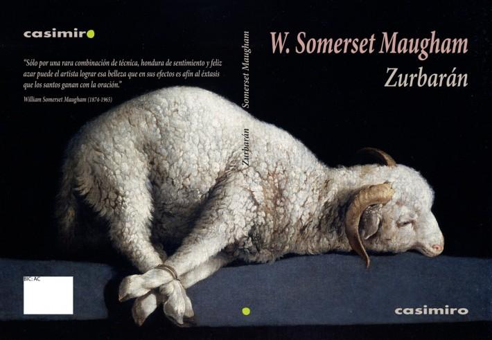 Somerset Maugham Zurbarán cubierta.ai