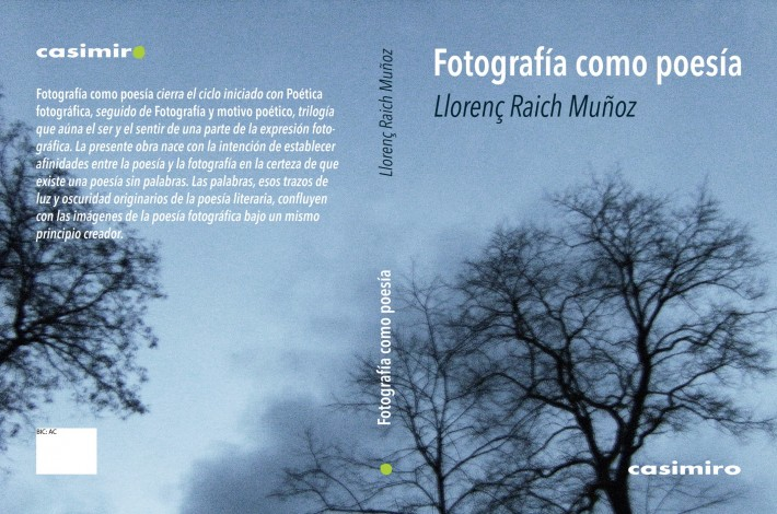 Raich Muñoz fotografía poesía Cubierta.ai