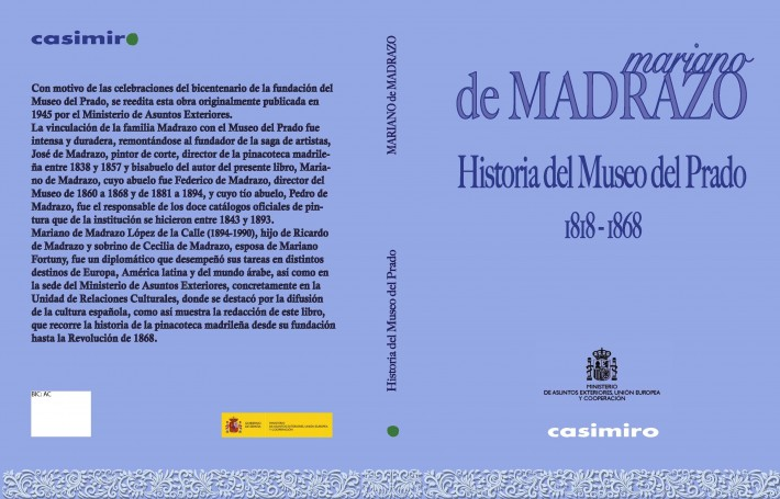 M.Madrazo Historia Cubierta
