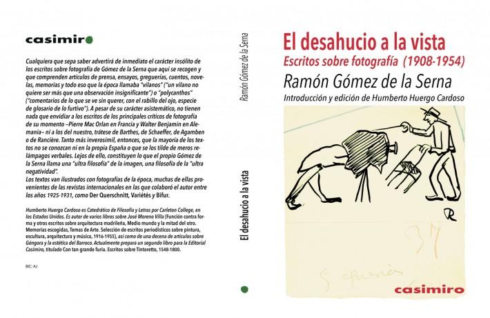 Gómez Serna Desahucio cubierta.ai