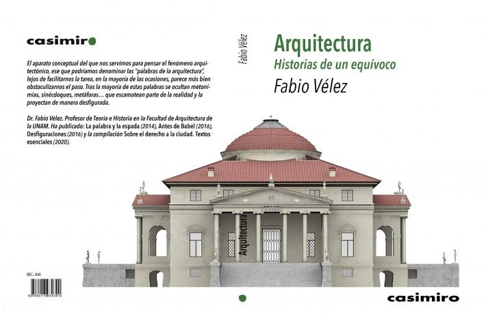 Vélez Arquitectura cubierta