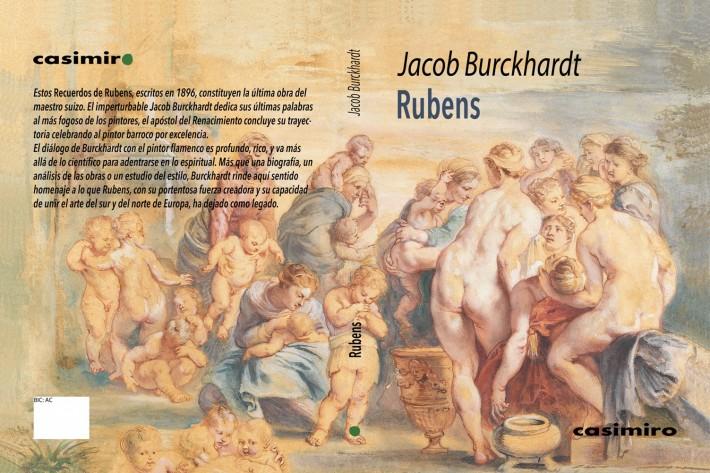 Burckhardt Rubens cubierta