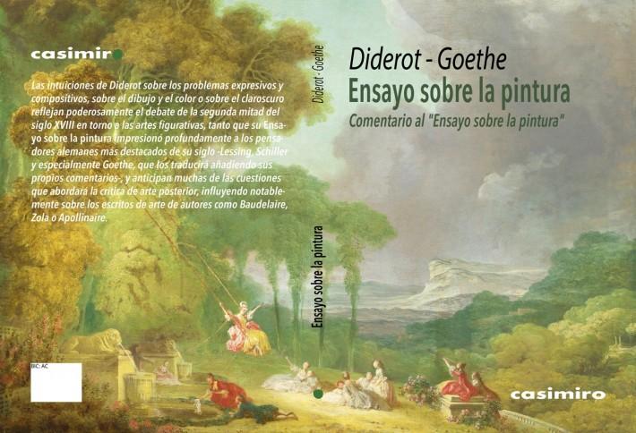Diderot GoetheEnsayo pintura cubierta