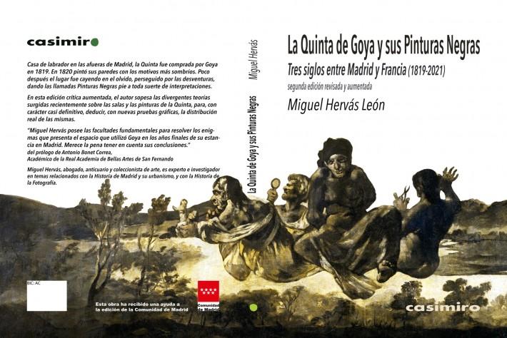 Hervás Quinta Goya 2ªED cubierta